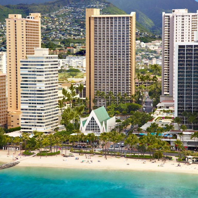 Hilton Waikiki Beach Hotel Honolulu Hi Booking Com