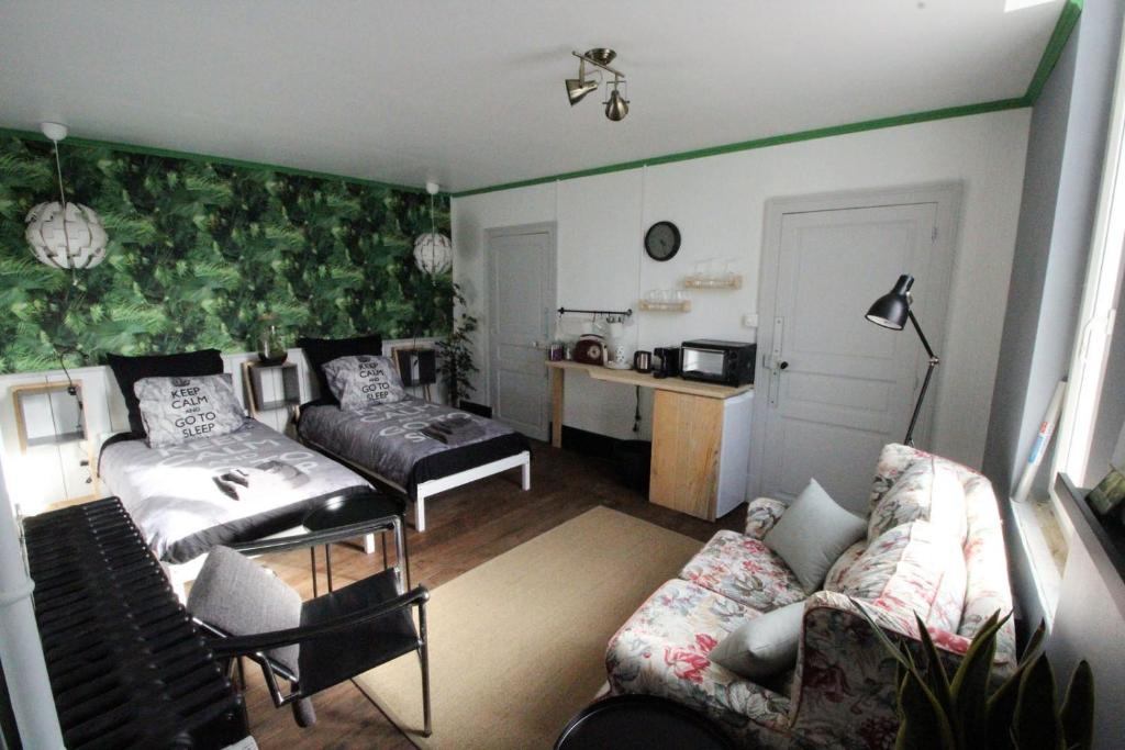 Apartments In Voussac Auvergne