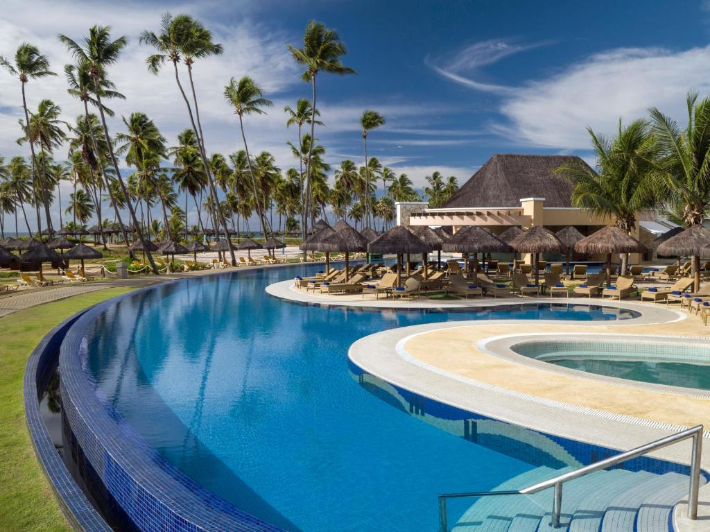 The swimming pool at or near Iberostar Selection Praia do Forte