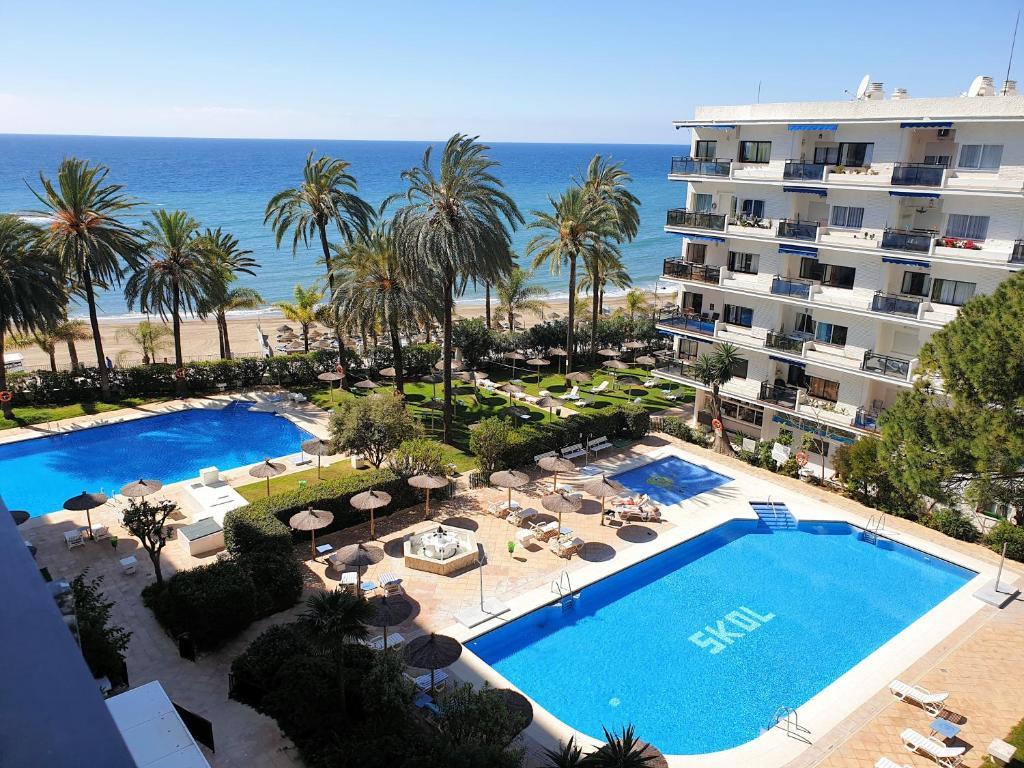 Marbella Skol Super 1 Bedroom Duplex Apartment 302 Marbella