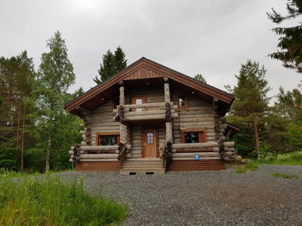Huvila 287 Erakorventie Suomi Pielavesi Booking Com