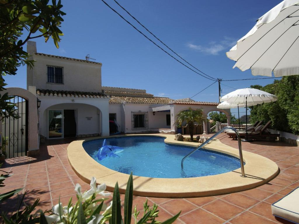 Stunning Villa in Javea with Private Swimming Pool (Spanje ...