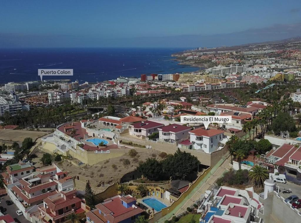 Apartment Estudio Loft Ilumminado Y Nuevo Adeje Spain