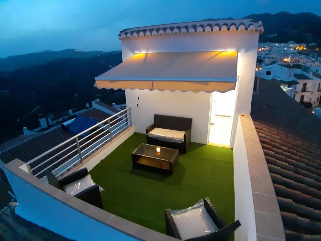 Un balcón o terraza de Loft of Love