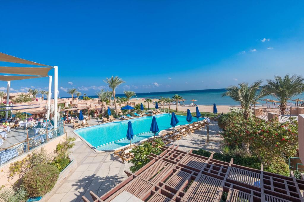 วิวสระว่ายน้ำที่ Shams Prestige Abu Soma (Adults Only) หรือบริเวณใกล้เคียง