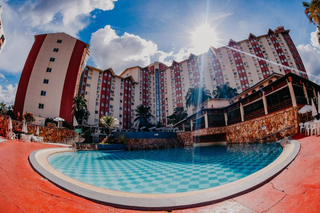 HOT SPRINGS HOTEL - BVTUR (Brasil Caldas Novas) - Booking com