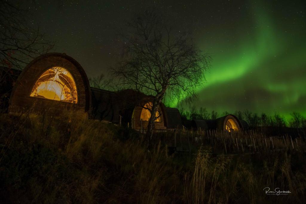 Snowhotel Kirkenes i Sør Varanger |