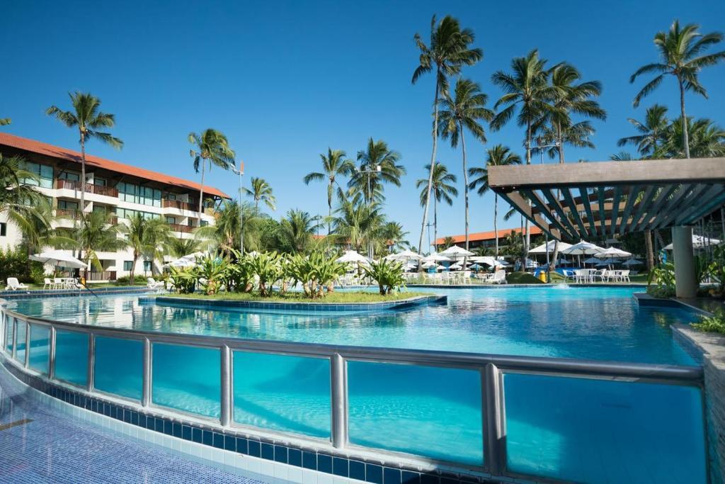 The swimming pool at or near Studio Resort Porto de Galinhas