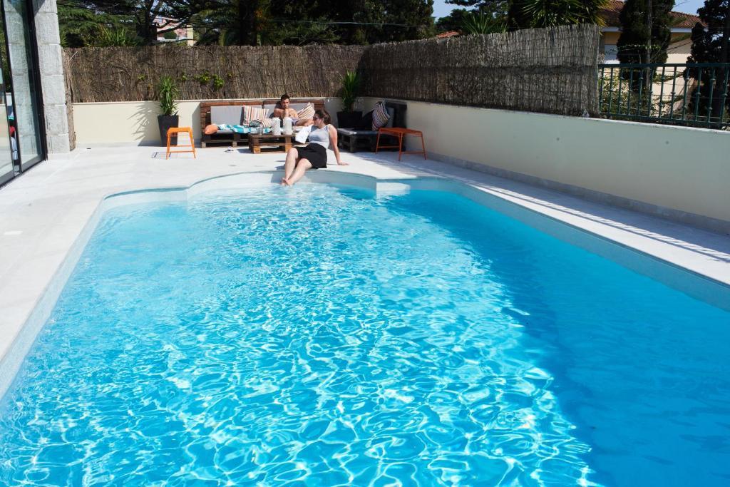 Cascais Cool Hostel Suites Pool Portugal Booking Com