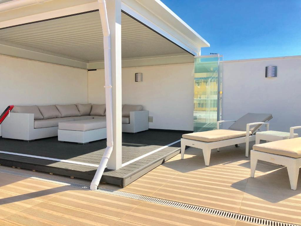 Apartament Beautiful Penthouse Perfect Location Spania Marbella