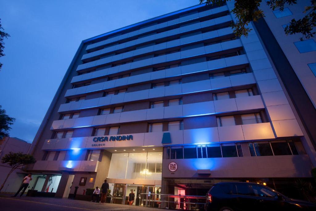 Hotel Casa Andina Select, Lima, Peru - Booking.com