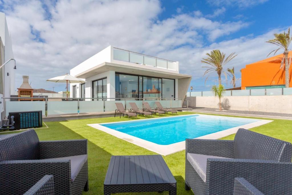 Villa Dream Ocho (España Corralejo) - Booking.com