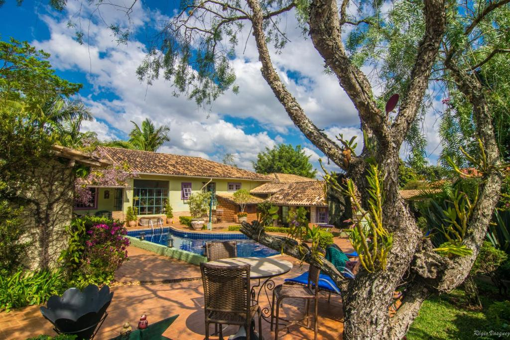 Pousada Villa Allegra (Brasil Tiradentes) - Booking.com