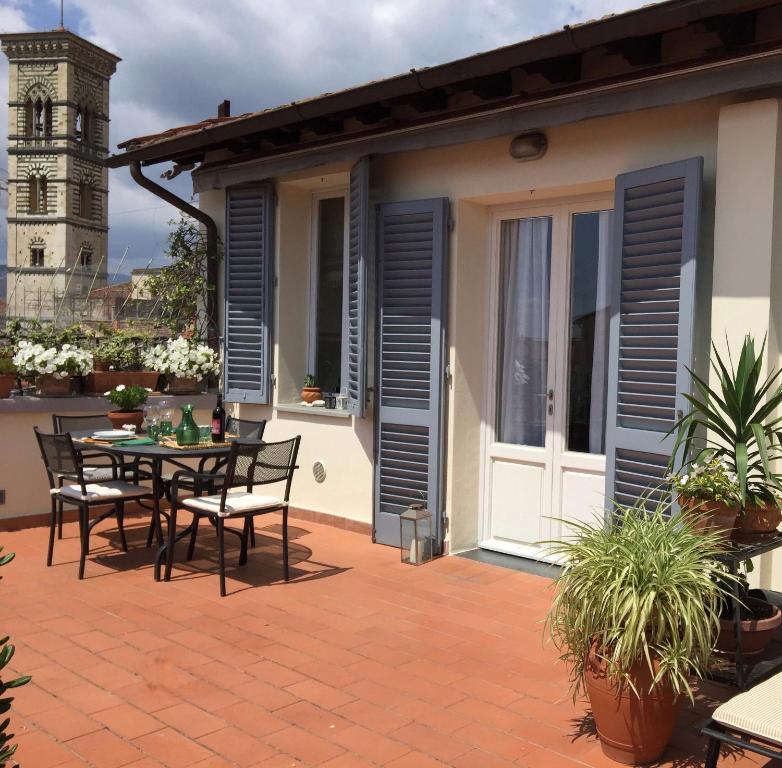Apartment La Terrazza Sui Tetti Con Vista Duomo Prato