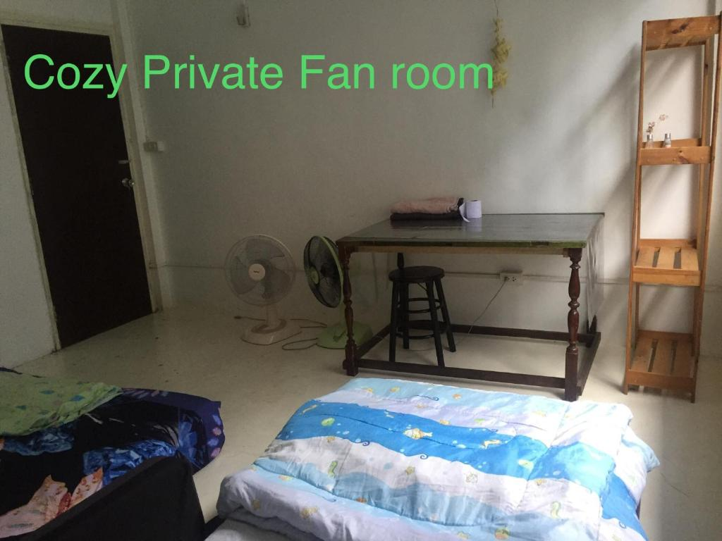 Chambre Adulte Style Asiatique guesthouse upside space, bangkok, thailand - booking