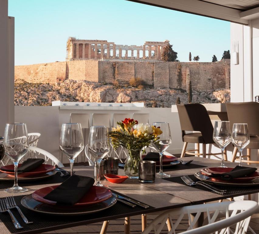 Εστιατόριο ή άλλο μέρος για φαγητό στο Acropolis Select