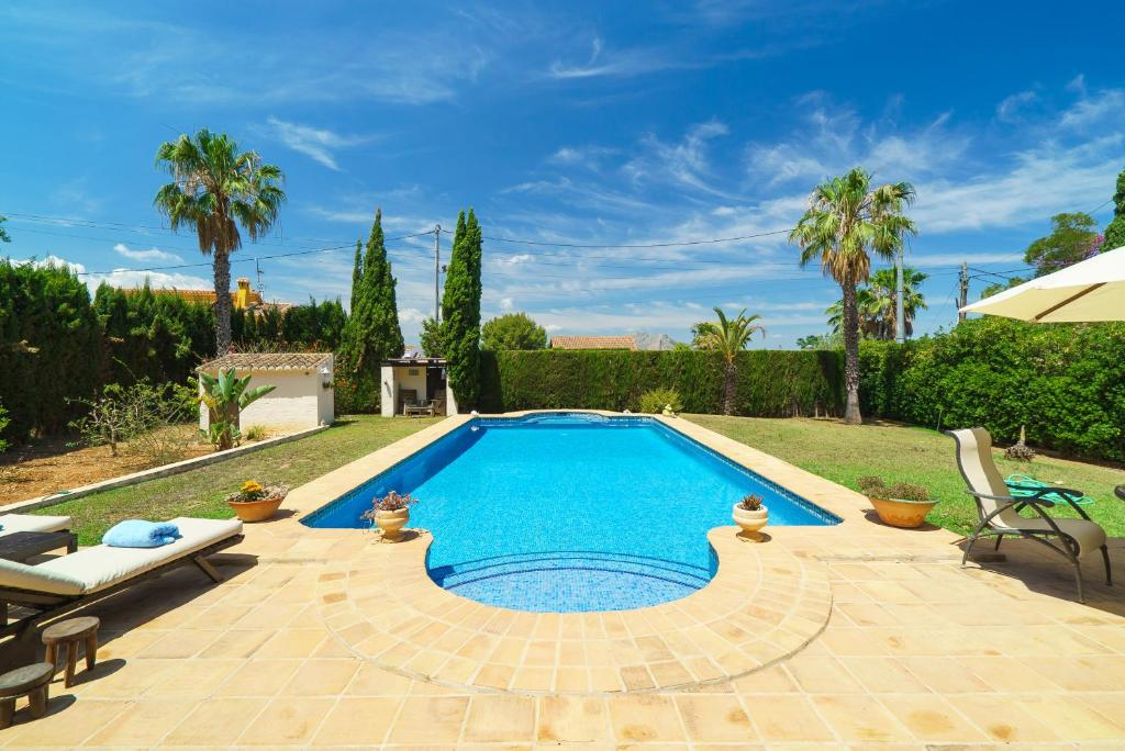 Villa Pinella, Denia, Spain - Booking.com