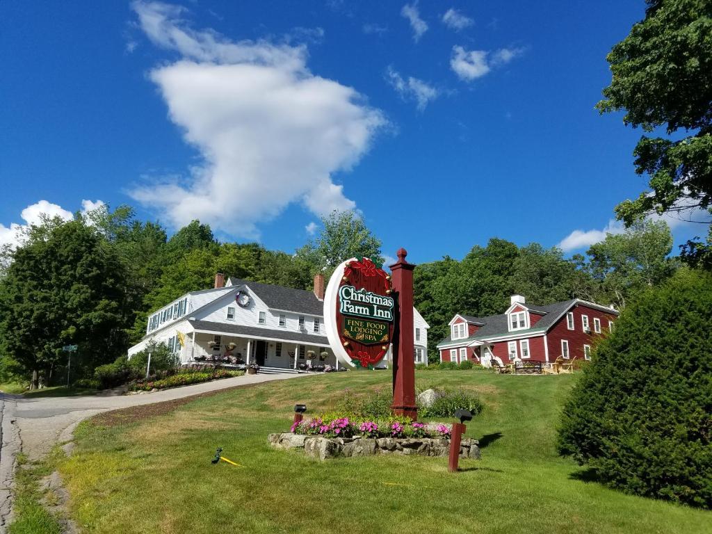 Christmas Farm Inn and Spa แจ็กสัน ยูเอสเอ