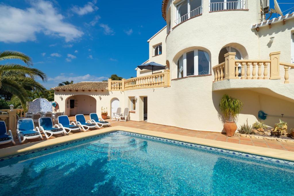 Villa Hermosa, Jávea, Spain - Booking.com