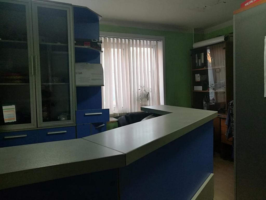 Кухня или мини-кухня в A 54 Mega Hostel