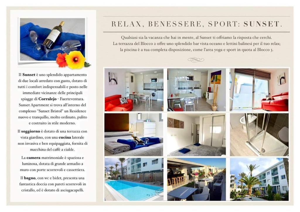 Sunset Apartment Corralejo Spain Booking Com