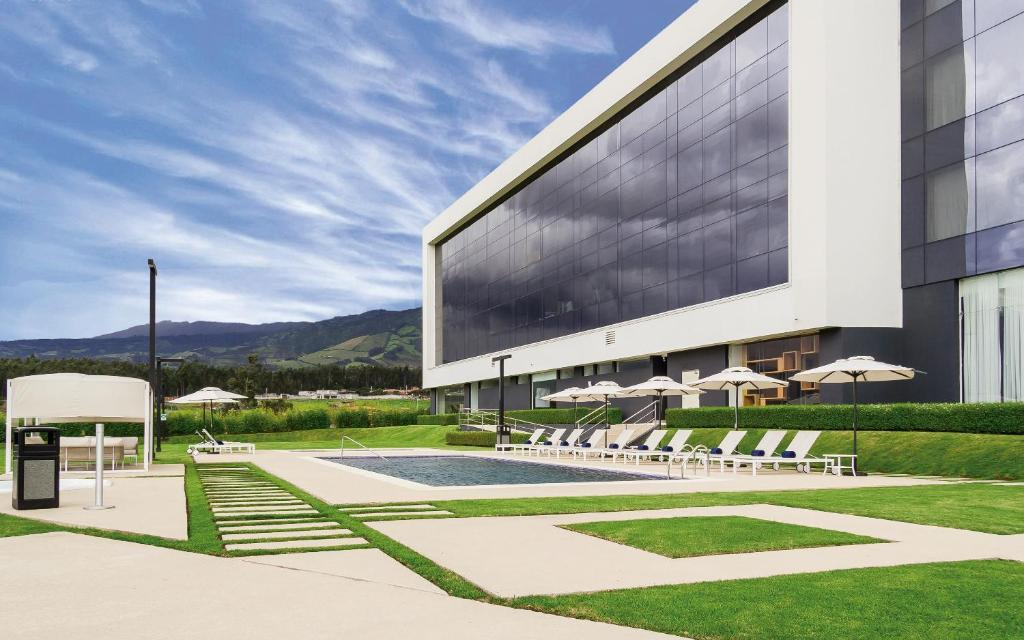 EB Airport Quito Hotel Eurobuilding, Tababela – Precios ...
