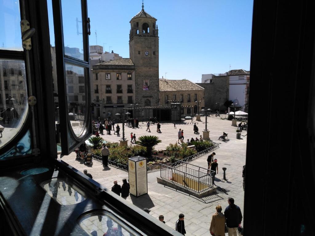 Alojamiento Mesones Plaza, Úbeda – Precios actualizados 2019