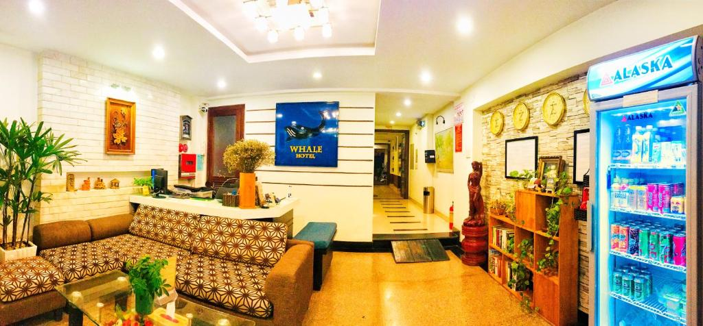 Blue Whale Hotel