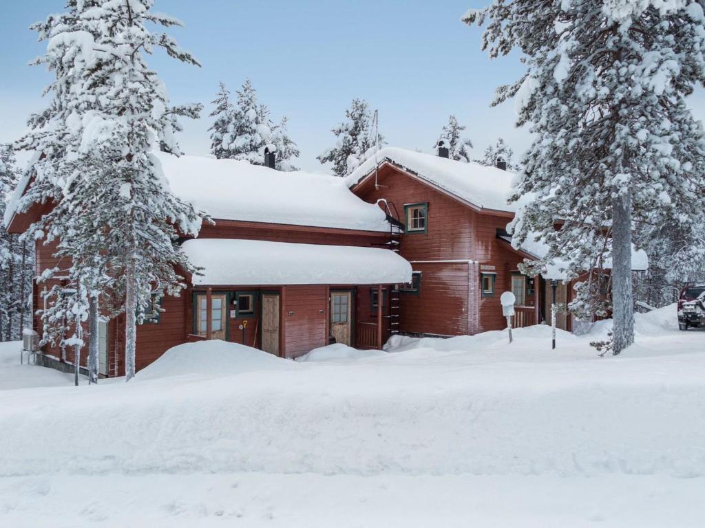 L'établissement Holiday Home Kuerkartano 2/sulo en hiver