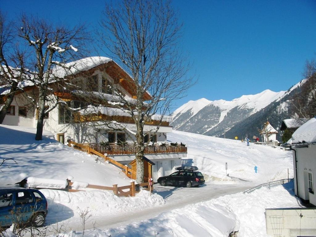 Landvilla Romantika a l'hivern