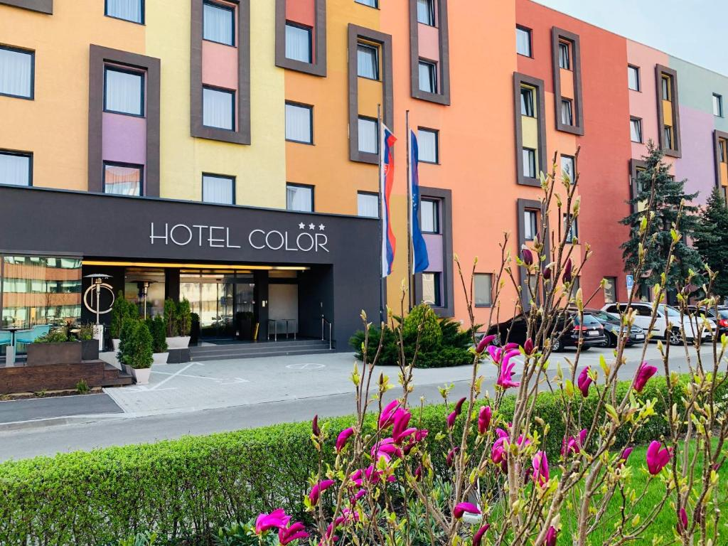 Hotel Color, Bratislava – Cập nhật Giá năm 2020