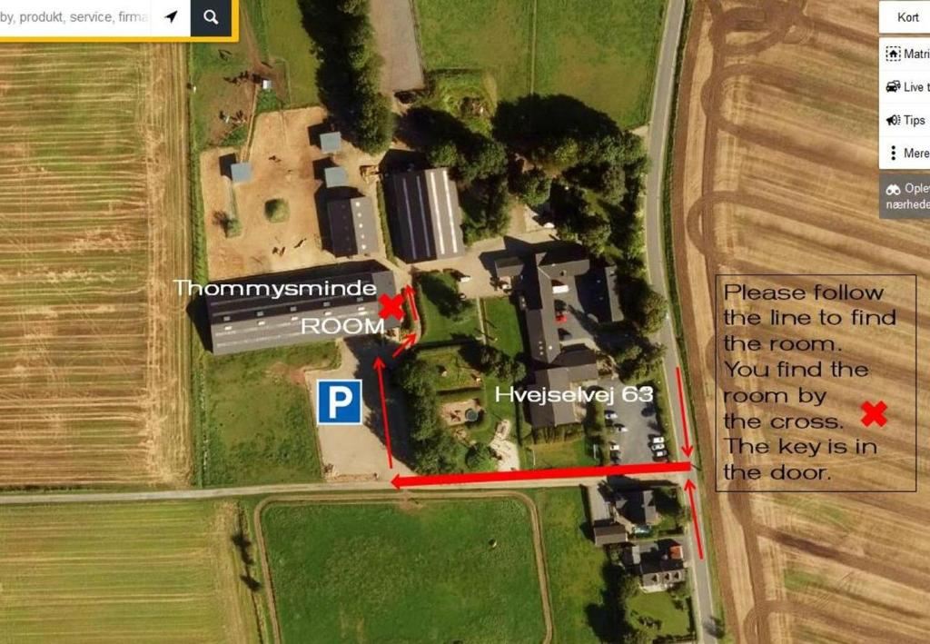 Bed And Breakfast Thommysminde Jelling Denmark Booking Com