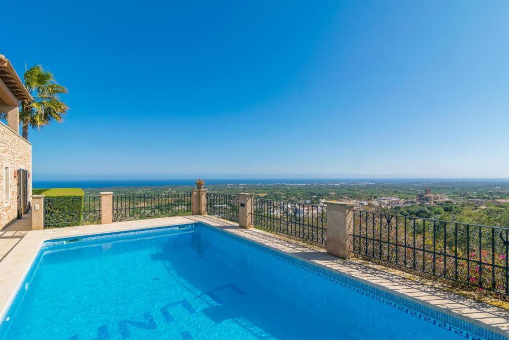 Villa Sol I Lluna Spanien S Horta Booking Com
