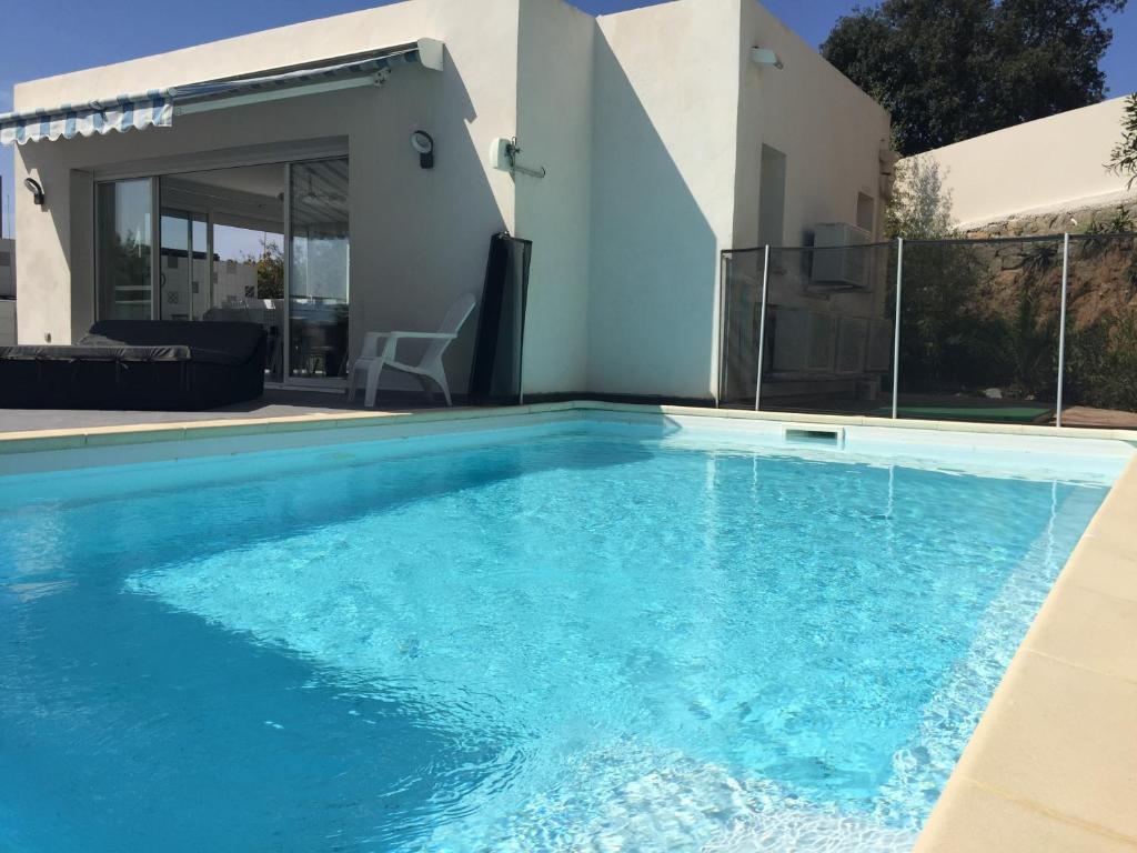 Villa Cote Plage Ajaccio France Bookingcom