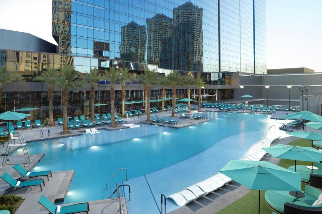 Elara By Hilton Grand Vacations Center Strip Las Vegas