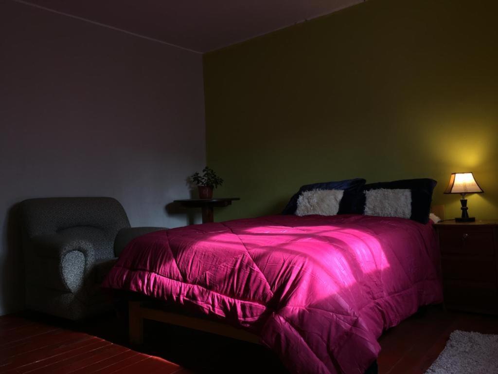 Cama o camas de una habitación en Rolando III
