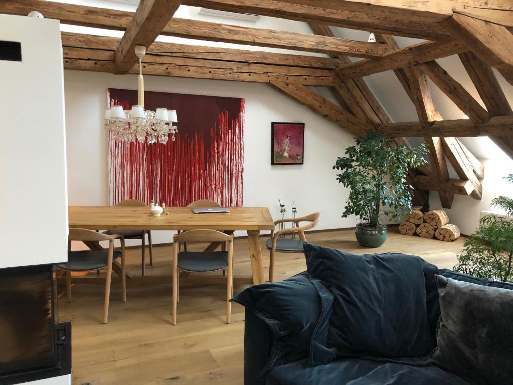 Homestay Luxury Living 5 City Penthouse Vienna Austria
