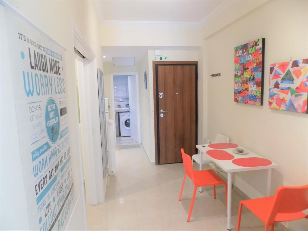 Athens Thissio Fully Renovated 50m2 Apartment Grecia