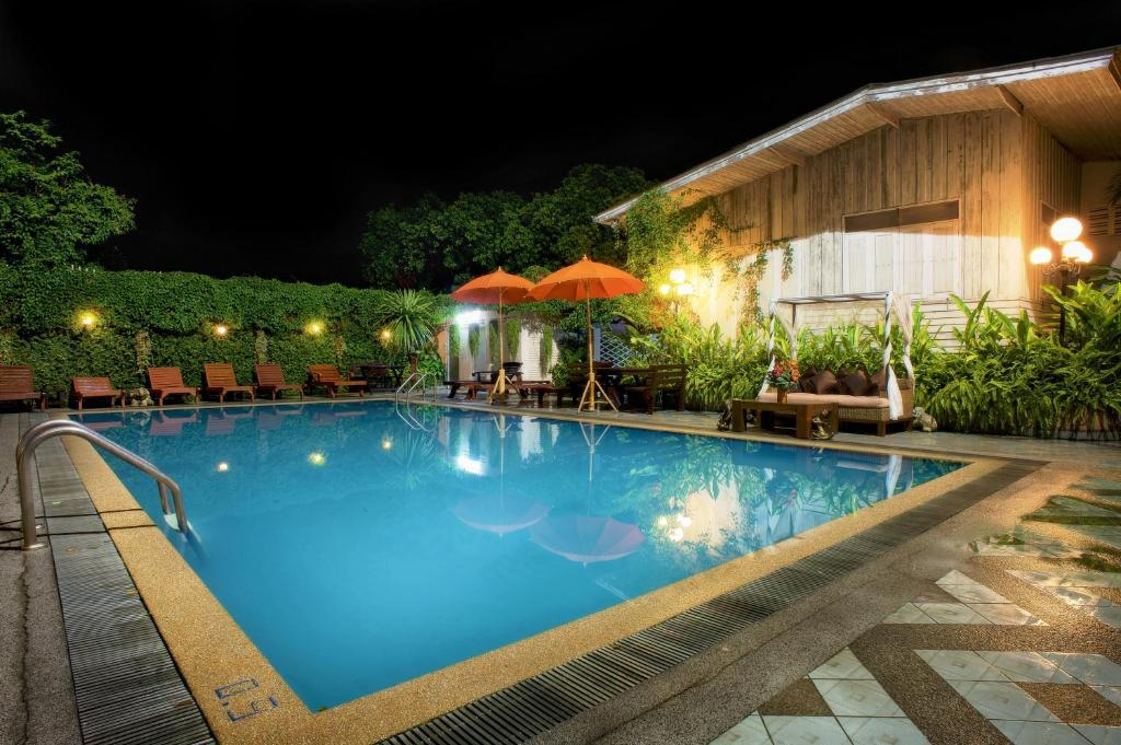 accommodation chiang mai thailand