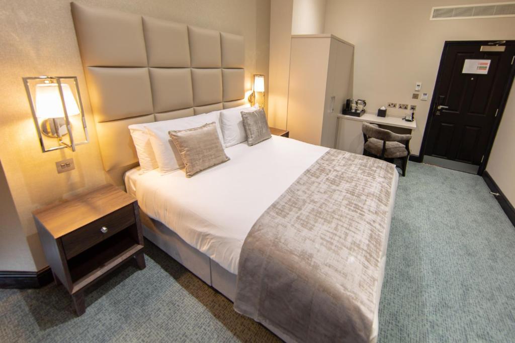 habitación hotel paddington - hoteles londres centro baratos