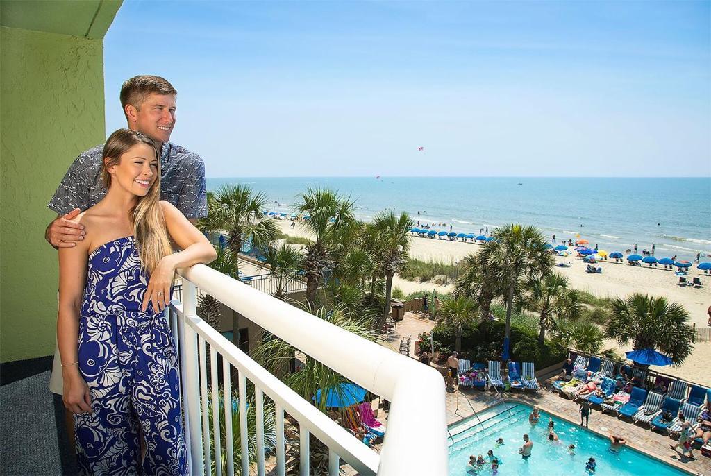 C Beach Resort Myrtle Sc