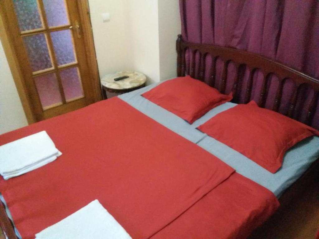 A bed or beds in a room at InterCity Citadin Hostel