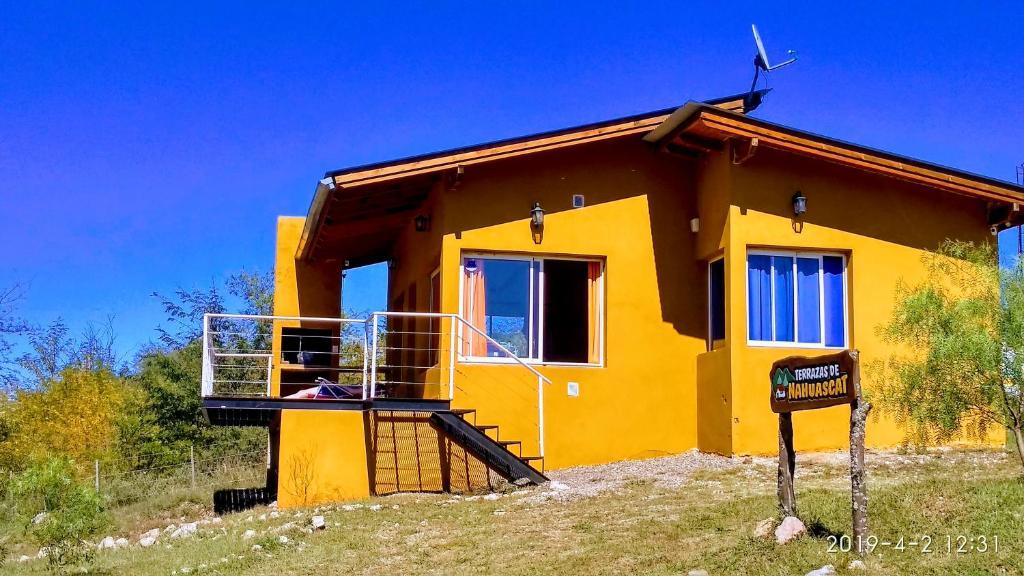 Casa De Vacaciones Terrazas De Nahuascat Argentina Santa