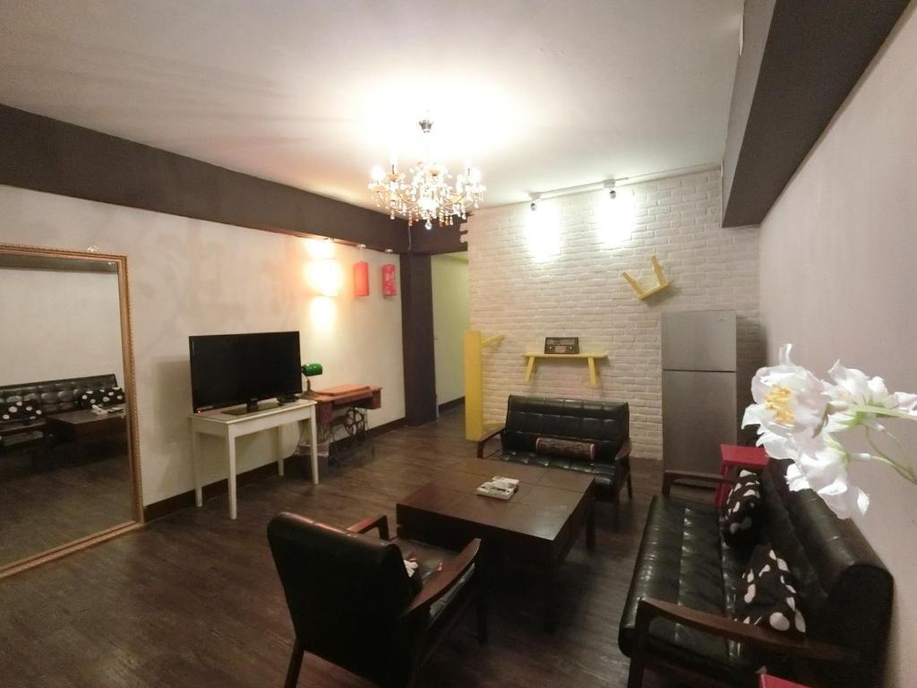 台中茵革創意旅店