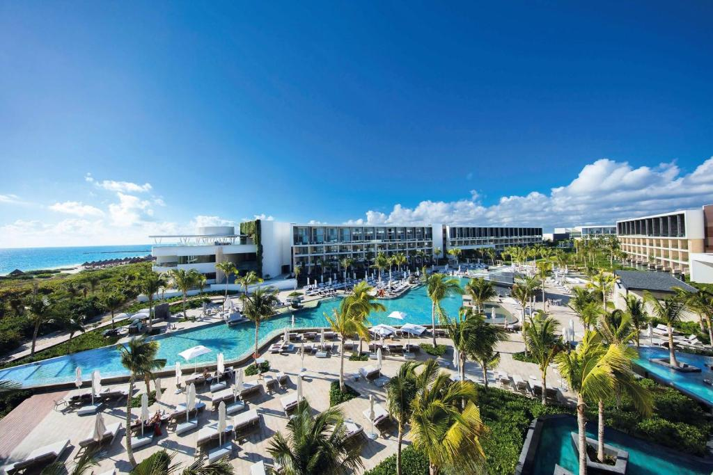 TRS Coral Hotel - Adults Only - All (Mexico Cancun ...