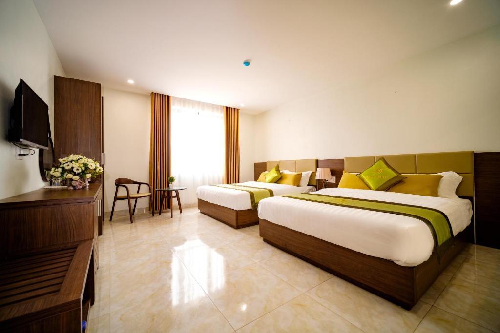 فندق Hạ Long Melia Hotel