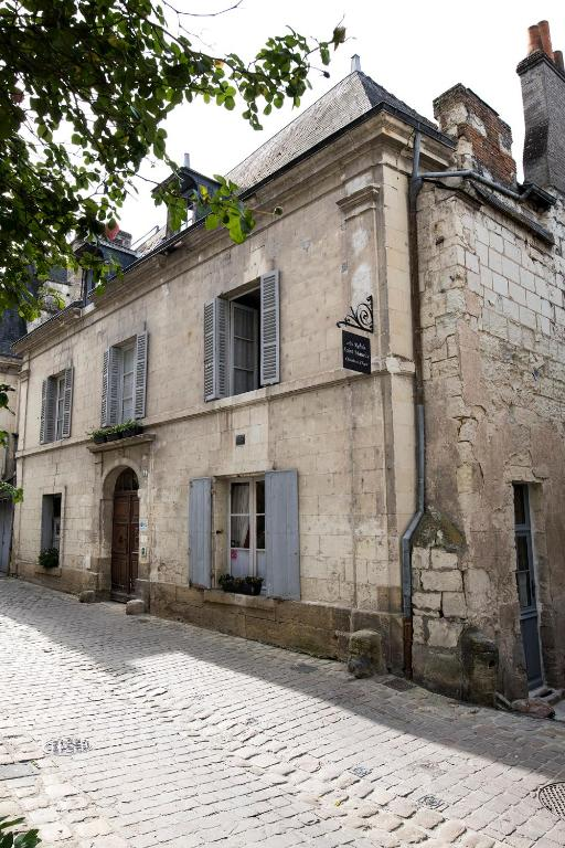 Bed and Breakfast Au Relais Saint Maurice, Chinon, France ...