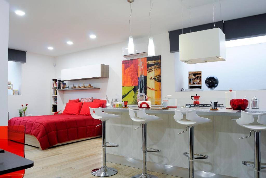 Folco Studio Apartment