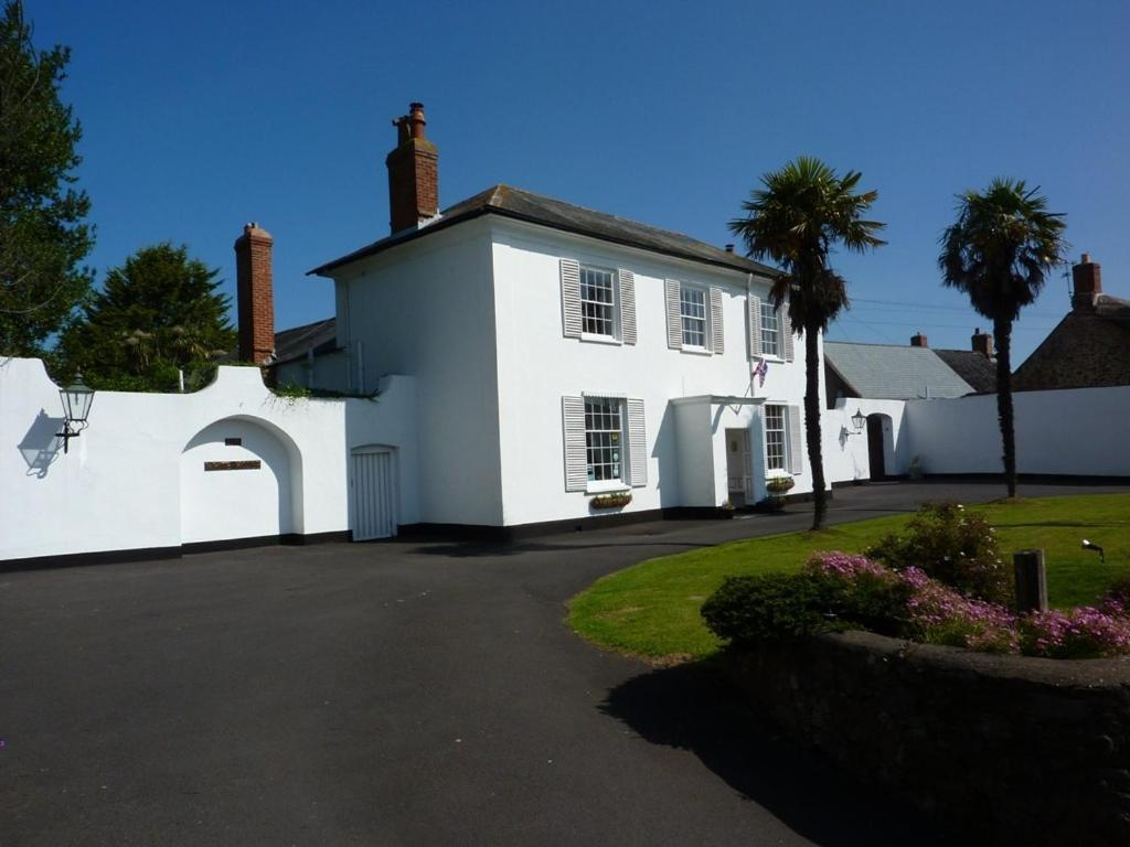 The White House Guest House in Williton, Somerset, England