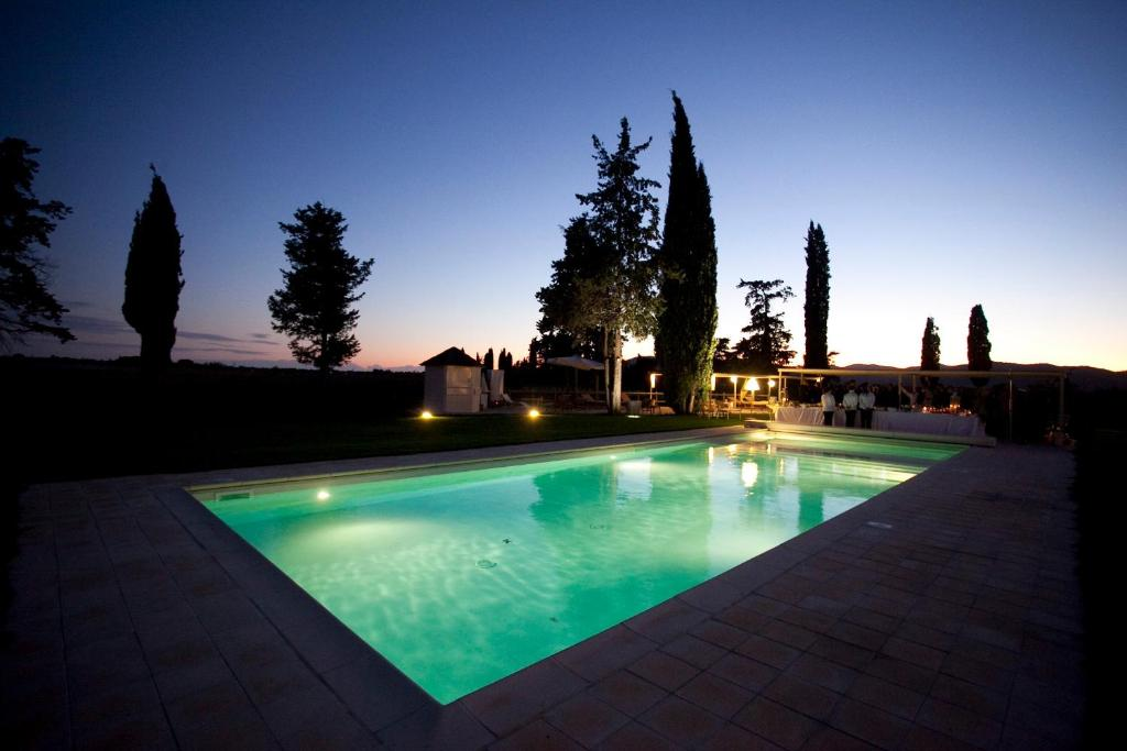 The swimming pool at or near Guadalupe Tuscany Resort